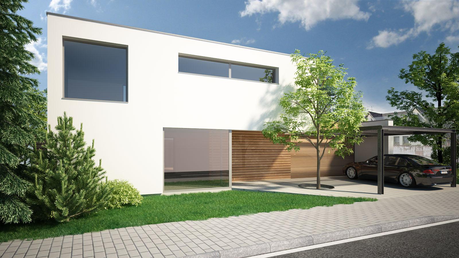 Rodinný dom, Trnava  Architektúra  Ungroup  Studio